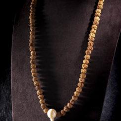 Collier graines de Vajra Bodhi